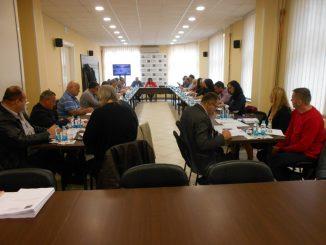 Održana Prva konstitutivna sjednica generalnog vijeća SSRS