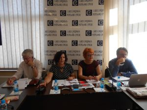 Циљ конференције је био да се социјалним партнерима пошаље порука о економско – социјалном положају радника и њихових породица у Републици Српској