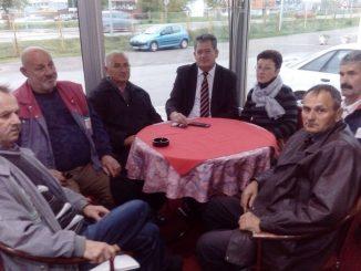 """Održan sastanak sindikalnog odbora UNIS """" Fabrika cijevi """" a.d. Derventa"""