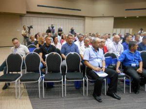 Конгресу је присуствовало 110 од укупно 118 позваних делегата из свих 15 гранских синдиката који чине Савез синдиката Републике Српске