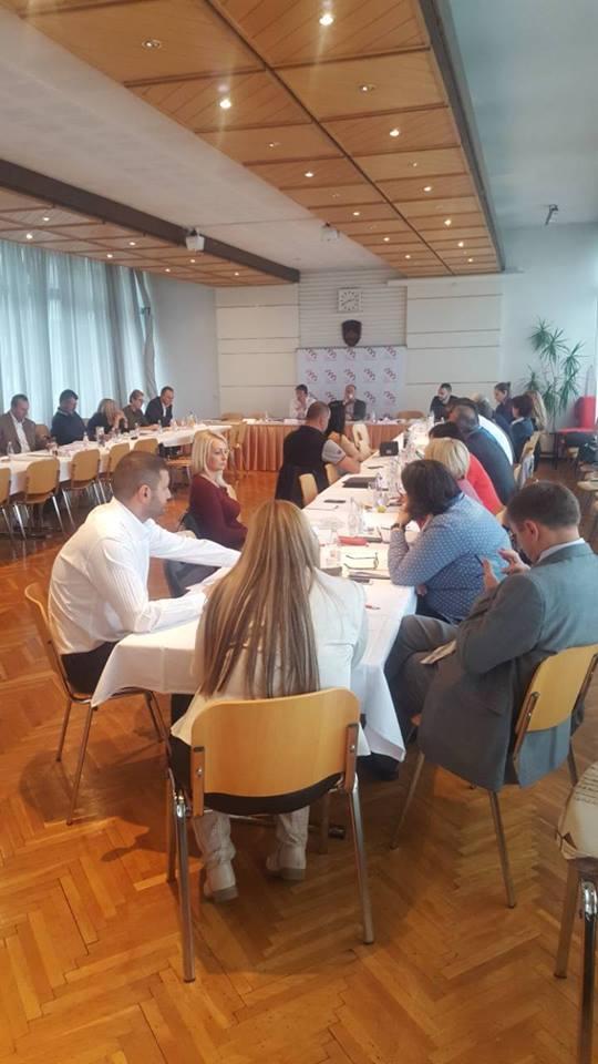 Упоредо са пленарном сједницом одржаће се и састанак Одбора младих савеза синдиката чланица Савјета
