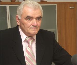 Mr Stevan Milić, predsjednik Sindikata ONK Republike Srpske 2007.-2014.