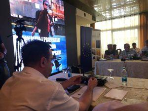 У раду округлог стола учествовала је и Предсједница Савеза синдиката Републике Српске, као и већи број Предсједника гранских синдиката