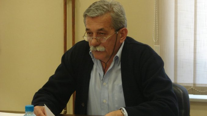 Мирослав Зечевић, Предсједник синдиката финсансијских организација РС