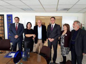 """Међународну конференцију о теми """"Социјални дијалог и будућност рада"""" организују Међународна организација рада, Међународна асоцијација економских и социјалних савјета и сличних институција (AICESIS) и Економско-социјални савјет Грчке"""