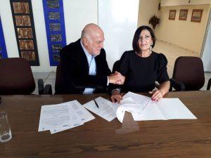 Атина, 22.11.2017., потписивање Протокола о сарадњи