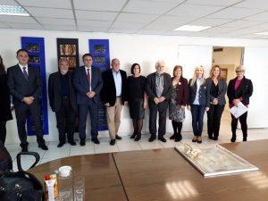 Потписивању Протокола присуствовао је и предсједник Европског економско-социјалног комитета Јоргос Дасис
