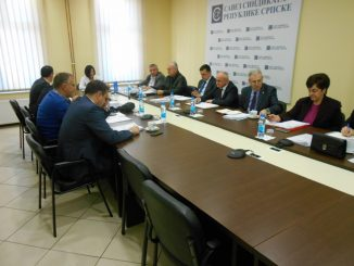 Danas nastavak sjednice Ekonomsko - socijalnog savjeta Republike Srpske