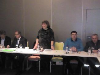 Форум синдиката трговине земаља југоисточне Европе, 22. до 24. новембра 2017. године, Тухељске Топлице, Хрватска