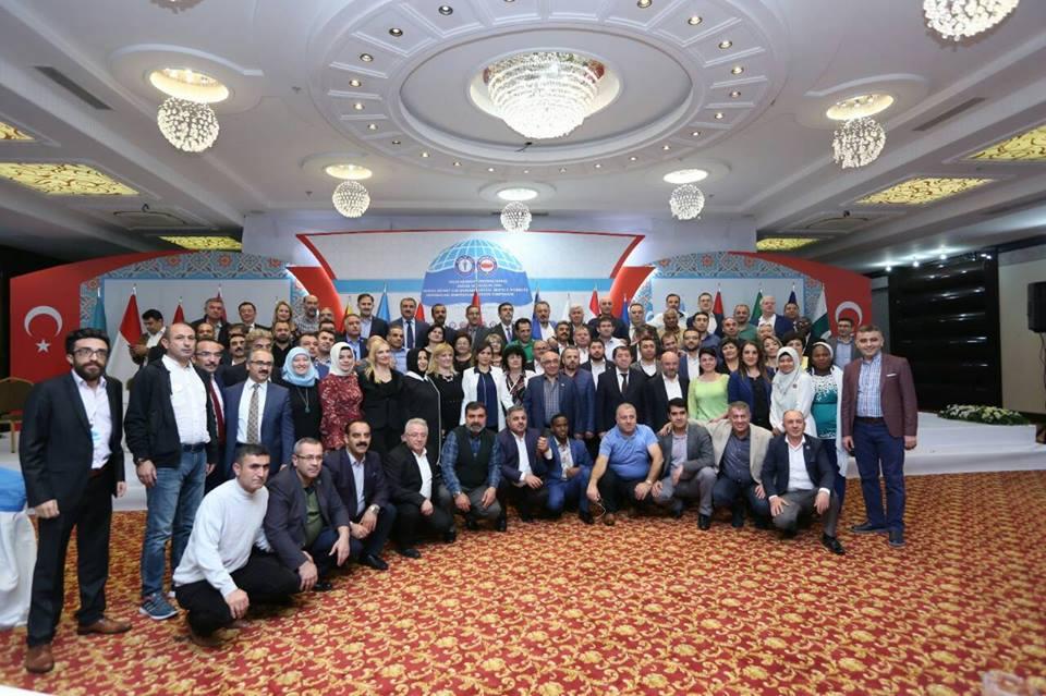 Споразум о сарадњи ова два синдиката потписан је у Истанбулу 18. новембра 2017. године
