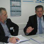 Радује ме одлична сарадња између директора и синдиката предузећа, између осталог изјавио је предсједник Пеулић