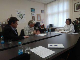 Предсједница Мишић на састанку са представницима америчког Центра солидарности разговарала о сарадњи у 2018. години
