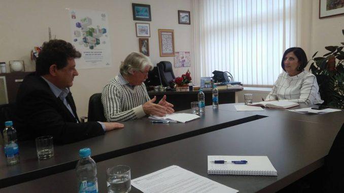 Predsjednica Mišić na sastanku sa predstavnicima američkog Centra solidarnosti razgovarala o saradnji u 2018. godini