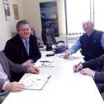 Одржан састанак делегације предсједника привредних синдиката са предсједником Уније удружења послодаваца РС
