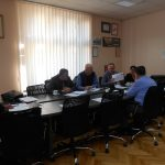 У Дому синдиката у Бањалуци, 31. октобра 2017. године, одржана је сједница предсједника гранских синдиката привредних дјелатности, чланица Савеза синдиката Републике Српске.