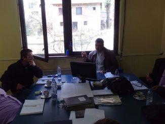 У предузећу а.д. Рудник боксита Сребреница одржан је састанак синдикалног одбора са Директором предузећа