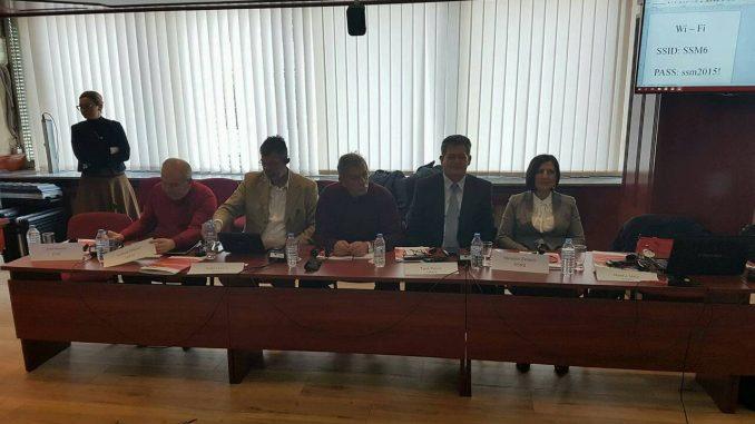 Развој и организовање синдикалног чланства, Скопље, 4 -7 12. 2017.