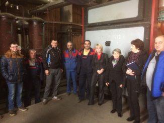 Одржан састанак у синдикалној организацији а.д. Топлана Пале