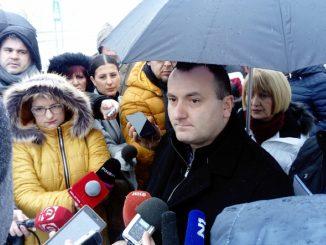 Радници бањалучке Топлане одржали штрајк упозорења
