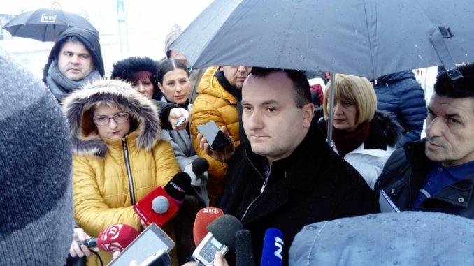 Radnici banjalučke Toplane održali štrajk upozorenja