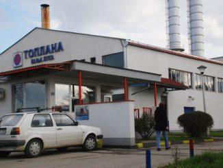 """Штрајк упозорења синдикалног одбора """" Топлана """" а.д. Бања Лука"""