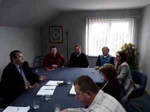 О усаглашеним ставовима директор предузећа и предсједник синдикалне оргнизације су потписали одговарајући протокол