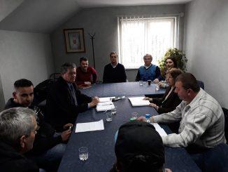 """Održan sastanak sindikata i predstavnika društva a.d. """" Metal """" Gradiška"""