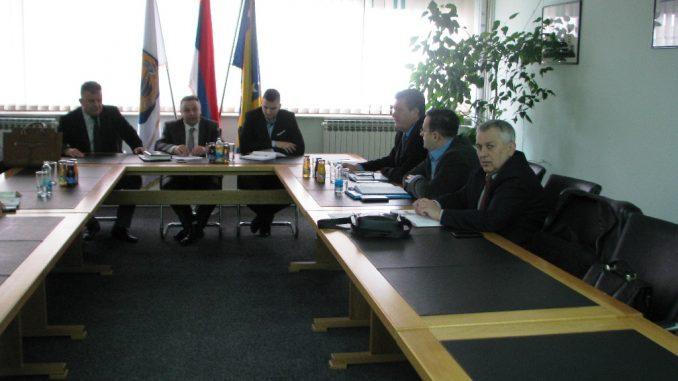 Предсједници гранских синдиката у посјети градишкој општини