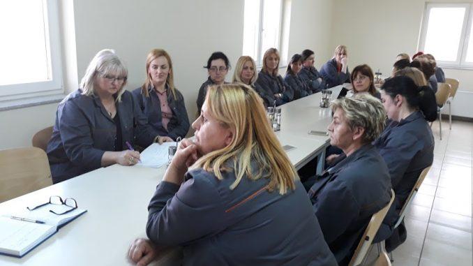 Састанак синдикалне организације KOLEKTOR CCL у Српцу