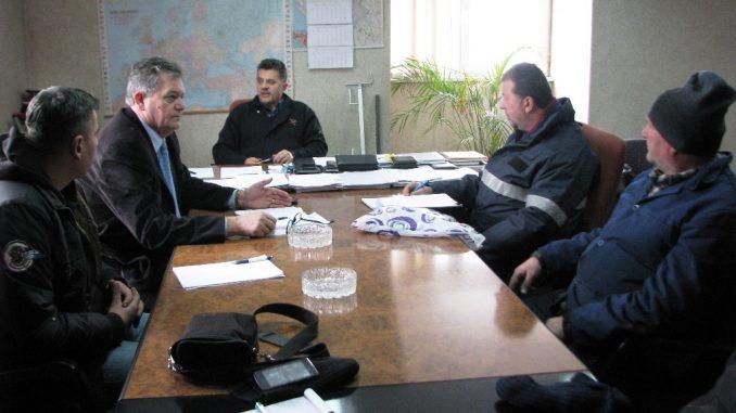 """Тане Пеулић обишао раднике """" Метала """" Градишка и одржао два важна састанка"""