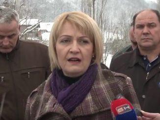 """Одржан протест радника """" ПУТ """" а.д. Бањалука, најављена тужба против власника предузећа"""