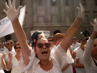 Жене у Шпанији штрајкују 8. марта