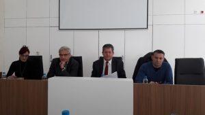 Републички одбор је између осталог усвојио Информацију о раду између двије сједнице