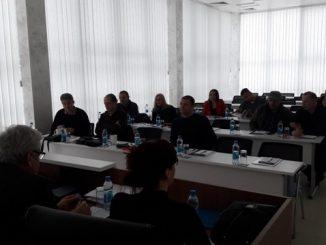 Treća sjednica Republičkog odbora Sindikata metalske industrije i rudarstva Republike Srpske, Stanari 22.03.2018. godine