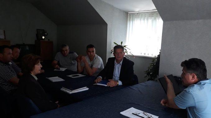 """Usaglašen Pojedinačni kolektivni ugovor za zaposlene u preduzeću """" Metal """" a.d. Gradiška"""