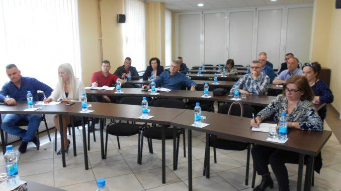 Одржани састанци регионалних одбора Синдиката радника грађевинарства и стабмено - комуналних дјелатности РС
