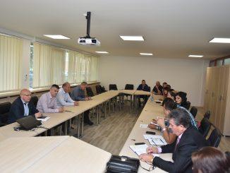 """Sastanak sindikata i menadžmenta u """"Alumini """" - pregovorima do boljeg materijalnog položaja zaposlenih"""