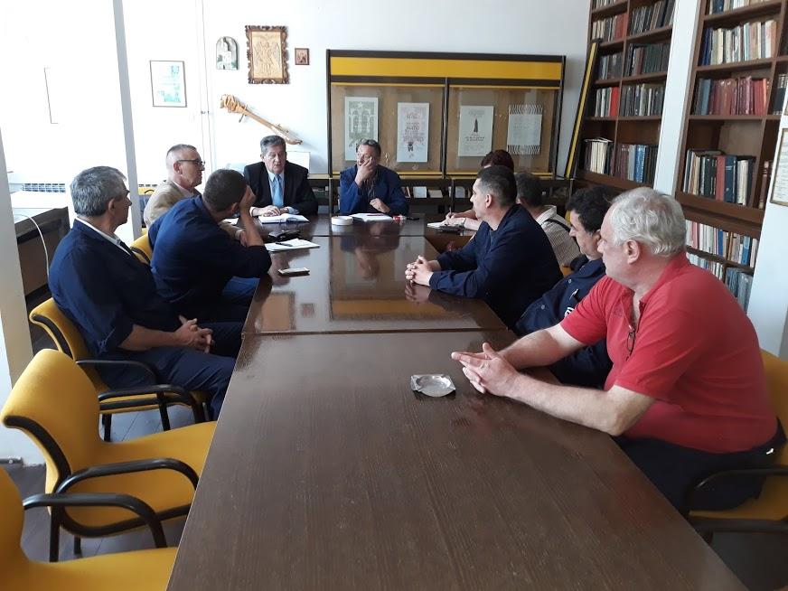 Oдржан је састанак Синдикалног одбора Синдикалне организације `` SWISSLION`` Индустрија алата а.д. Требиње