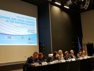 Конференција на високом нивоу о економској и социјалној кохезији на Западном Балкану