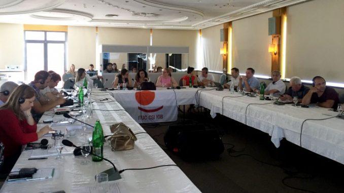 ПЕРЦ састанак службеника за комуникације из чланица у регионима југоисточне Европе и нових независних земаља ( НИС ), Београд, 4 - 6 јуни 2018. године