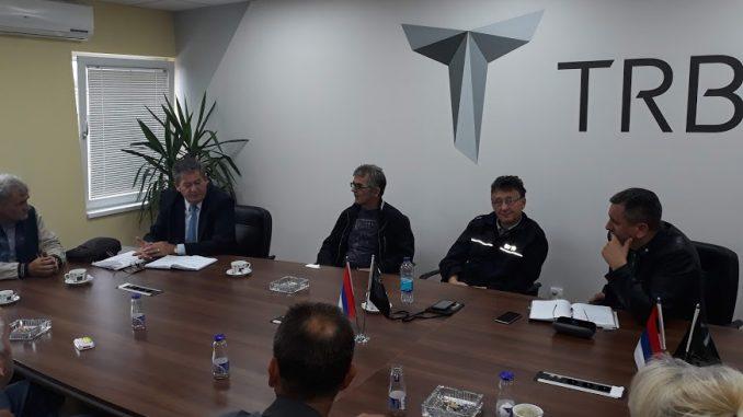 Предсједник Пеулић присуствовао састанку синдикалног одбора Технички ремонт Братунац