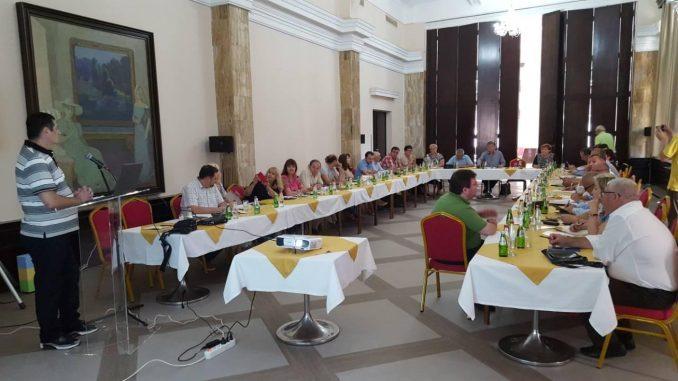 Форум cиндиката трговине југоисточне Европе, Врњачка Бања, 4 - 6 јуни 2018. године