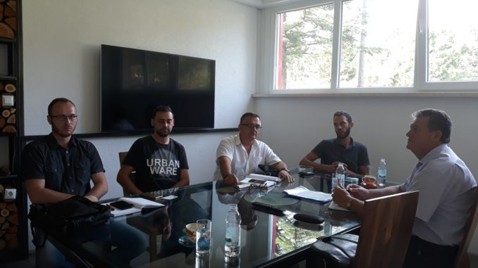 """Одржан састанак у предузећу """" Термал ИНТ """" Лопаре"""