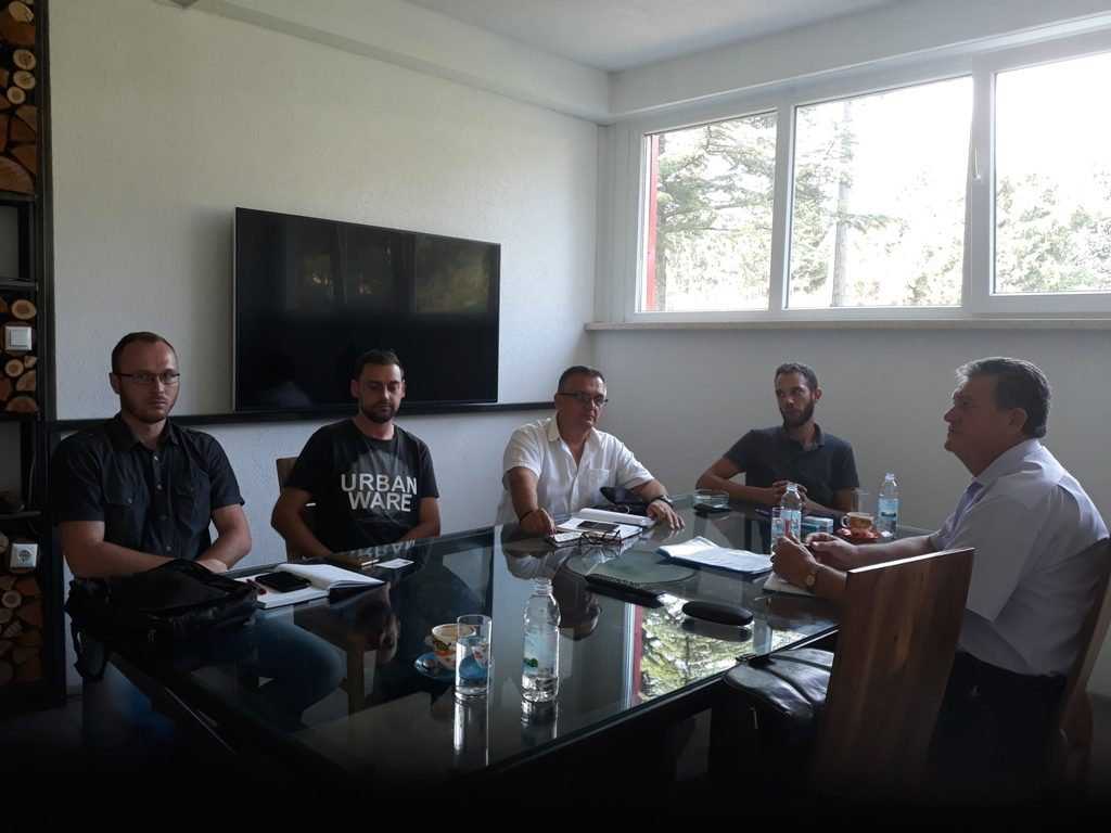 Одржан састанак са руководствоп предузећа ТЕРМАЛ ИНТ д.о.о.Лопаре