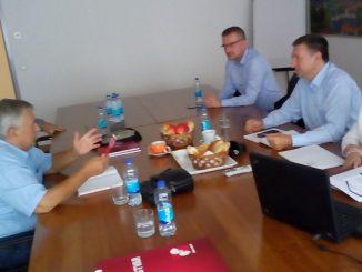 Одржан састанак представника синдиката и пословодства компаније Меркатор