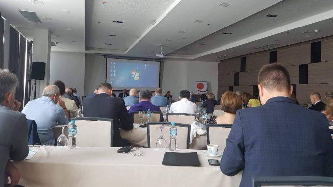 """11. синдикална љетна школа Пан - европског регионалног савјета """" Изазови за мир, демократију и слободе у Европи """" Сарајево, 11 - 13. септембар 2018. године"""