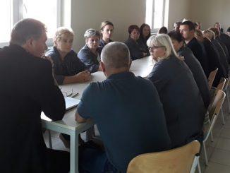 """Одржана сједница синдикалне организације """" KOLEKTOR CCL """" Србац"""