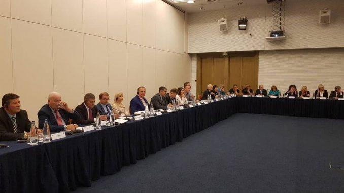 """7. регионални округли сто """"Социјални дијалог у Југоисточној Европи"""" 8-10.октобар 2018.године, Бечићи"""
