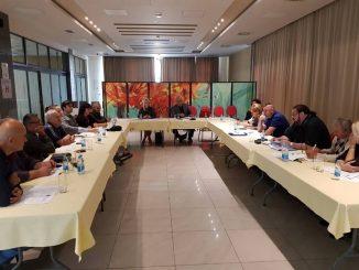 Seminar za sindikalne aktiviste Sindikata šumarstva, prerade drveta i papira Republike Srpske, Bijeljina, 19 - 21. oktobar