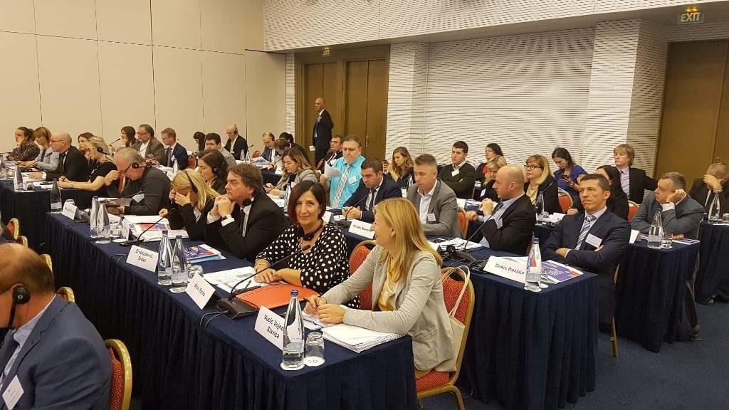"""Predsjednica Saveza sindikata Republike Srpske, Ranka Mišić, učestvuje u radu Konferencije o temi """" Reforme tržišta rada na Zapadnom Balkanu i Turskoj"""""""